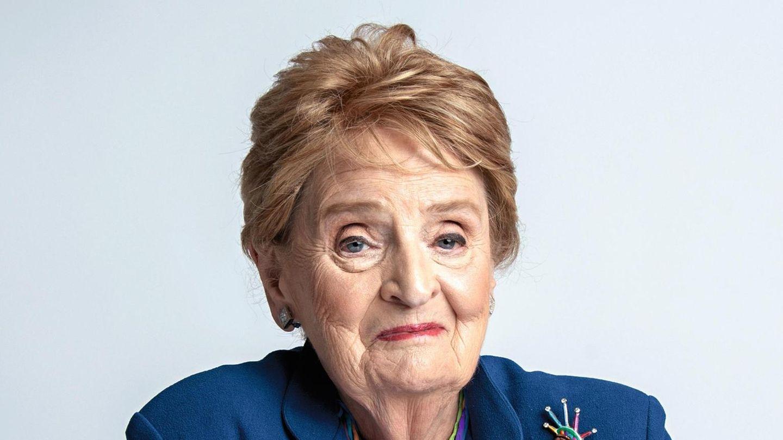 Meleine Albright