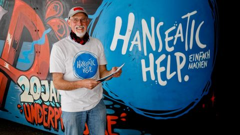 Klaus Otte von Hanseatic Help