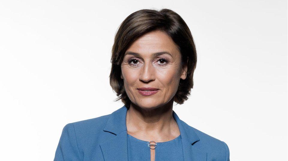 Sandra Maischberger spricht nun auch in einem Podcast mit bekannten Persönlichkeiten