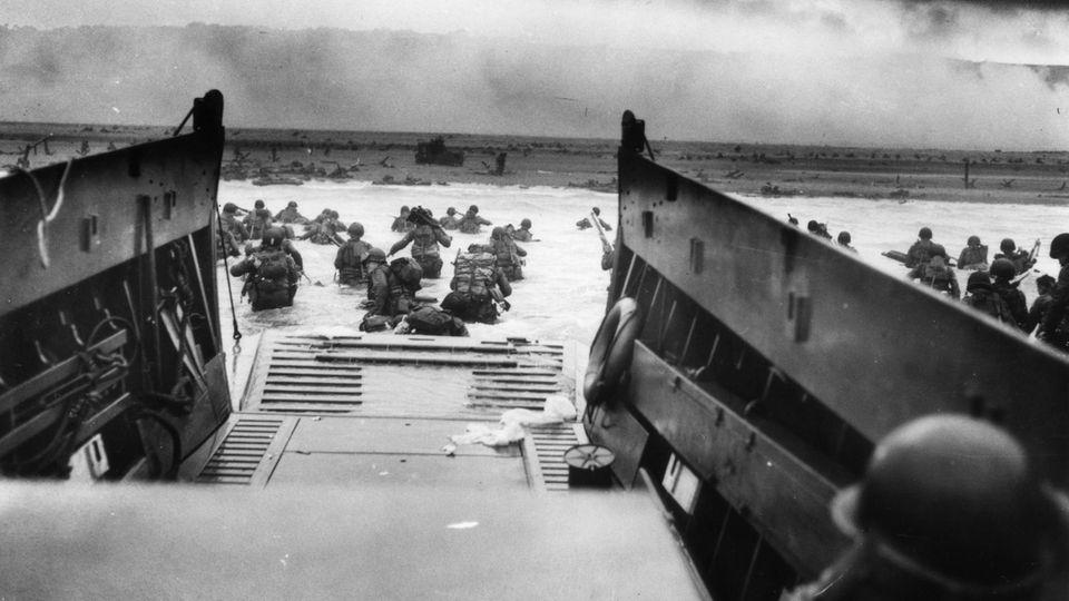 """Zweiter Weltkrieg: Die Tage nach dem """"längsten Tag"""": So überrumpeln die Alliierten nach der Landung Hitlers Wehrmacht"""