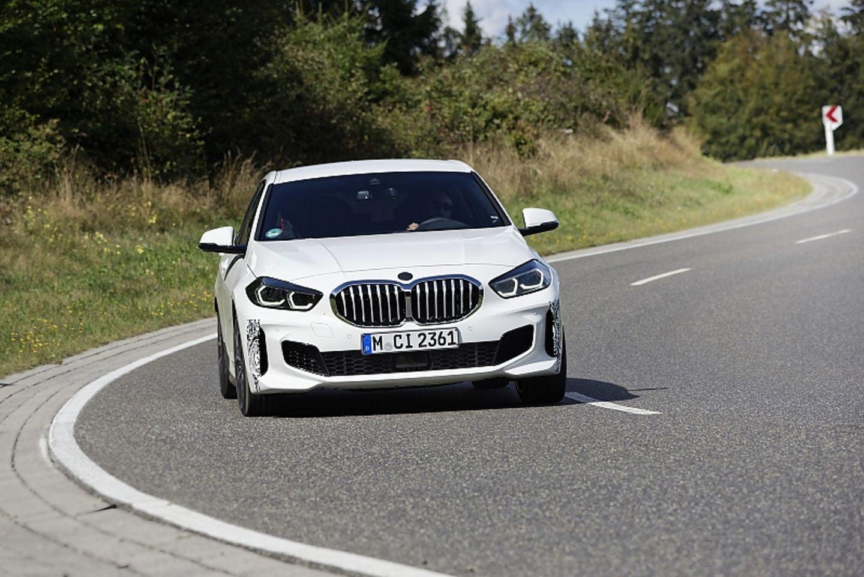 BMW 128 ti Vorserie 2021