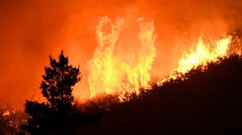 News von heute: Brände im US-Westen bedrohen historisches Observatorium