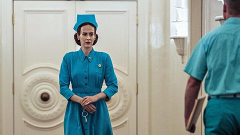 Sarah Paulson als Mildred Ratched