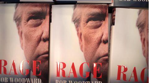 """""""Rage"""", das neue Buch des Watergate-Enthüllers Bob Woodward"""