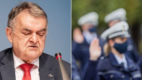 """Rechtsextremes Netzwerk bei Polizei in NRW aufgedeckt: """"Schande für die Polizei"""""""