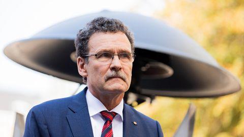 Christoph Unger, Präsident des Bundesamts für Katastrophenhilfe (BBK)