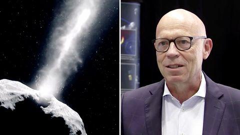 ESA und NASA wollen erforschen, wie ein Objekt mit Kurs auf die Erde abgelenkt werden könnte.