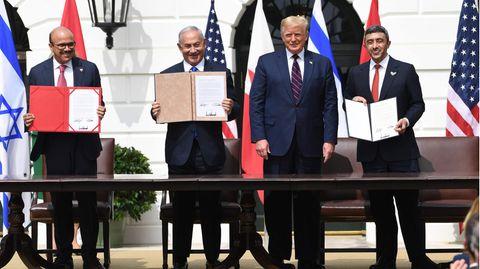 Donald Trump Verträge
