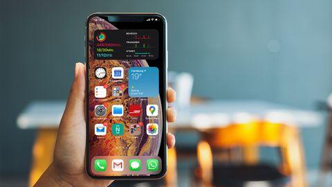 Die Widgets sind der Star von iOS 14