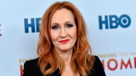 J. K. Rowling bei einer Premiere im Dezember 2019