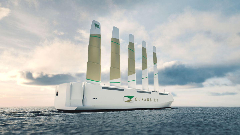 Das Schiff wurde als als RoRo-Schifffür den Autotransport entwickelt.