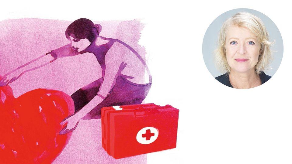 Erste Hilfe leisten: Auch und gerade bei emotionalen Unglücksfällen