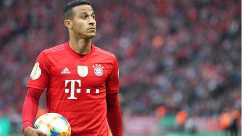 Thiago wird offenbar demnächst unter Jürgen Klopp trainieren