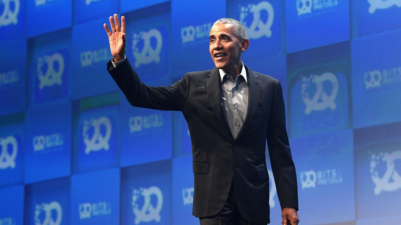Der frühere US-Präsident Barack Obama
