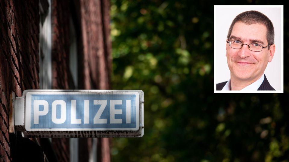 Polizei; Jürgen Schlicher