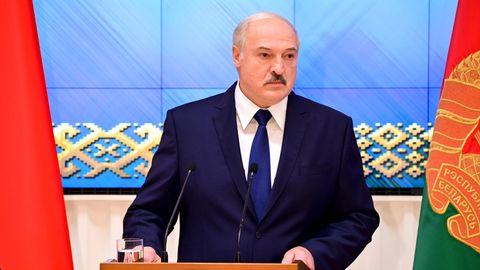 Alexander Lukaschenko, Präsident von Belarus