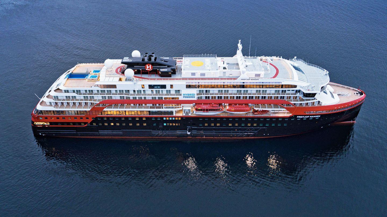 Vor Januar 2021 werden keine Passagiere an Bord der Expeditionsschiffe von Hurtigruten auf Reisen gehen können