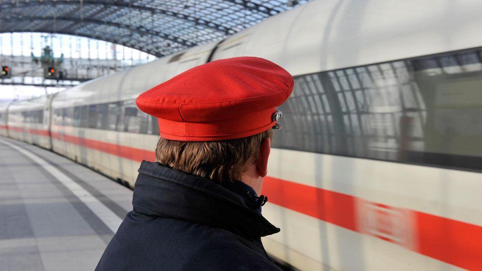 Bahn-Mitarbeiter