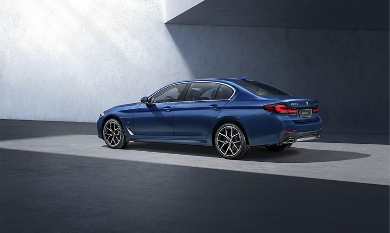 BMW 535 Le China