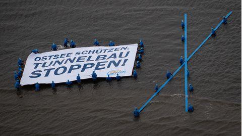 Belt-Querung: Wird der Tunnel zwischen Fehmarn und Dänemark gebaut? In Leipzig kommt es jetzt zum Showdown