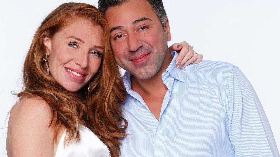 Georgina Fleur undKubilay Özdemir