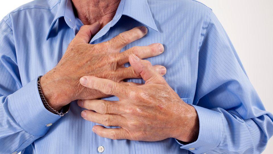 Die Diagnose: Der Patient gerät schnell außer Atem – dahiner steckt ein Kurzschluss im Körper