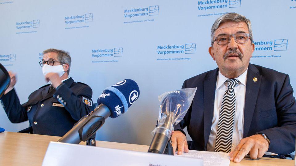 Lorenz Caffier; Wilfried Kaspische