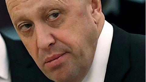 EwgenijProgozhin gilt als VertrauterWaldimir Putins. In der Öffentlichkeit zeigt er sich nur selten.