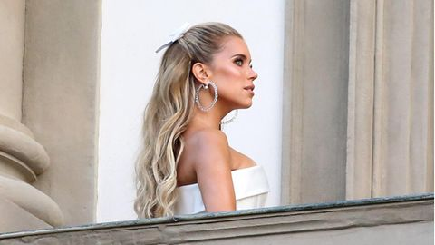 Sylvie Meis heiratet in Florenz