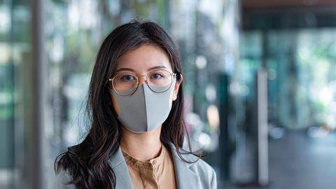 Brille plus Maske - erhöht diese Kombination die eigene Sicherheit?