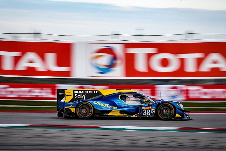 Le Mans 2020 Goodyear