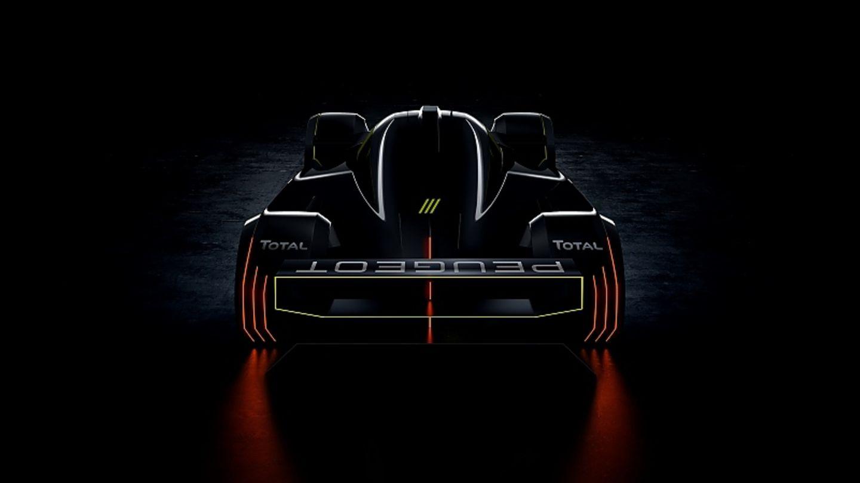 Peugeot Hypercar 2022