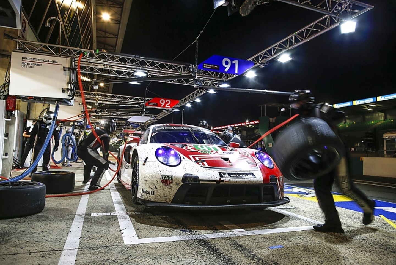 Le Mans 2020 Porsche