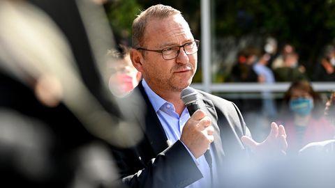 Warnstreiks im öffentlichen Dienst ab Dienstag – Verdi-Chef Frank Werneke