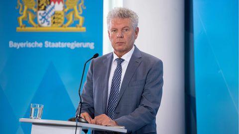 Dieter Reiter, Oberbürgermeister von Müchen (SPD)