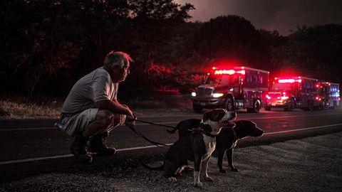 Feuersbrunst in Kalifornien: Armageddon vor der Haustür - wenn die Waldbrände von L.A. in Nachbars Garten lodern