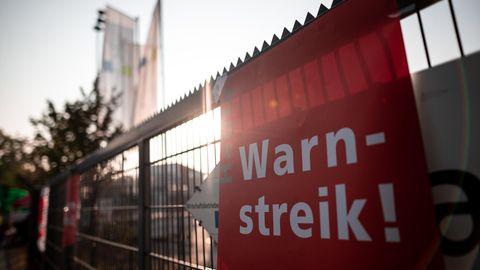 Verdi Streik 2020: Warnstreiks im öffentlichen Dienst haben begonnen