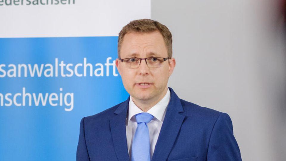 Braunschweiger Staatsanwalt Hans Christian