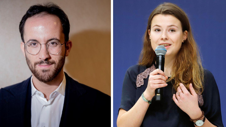 Igor Levit und Luisa Neubauer