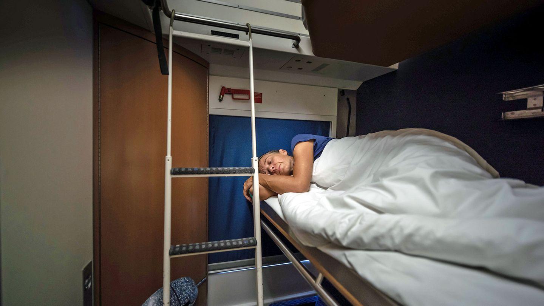 Nachts umweltfreundlich reisen: im Schlafwagen dem Ziel entgegenschlummern