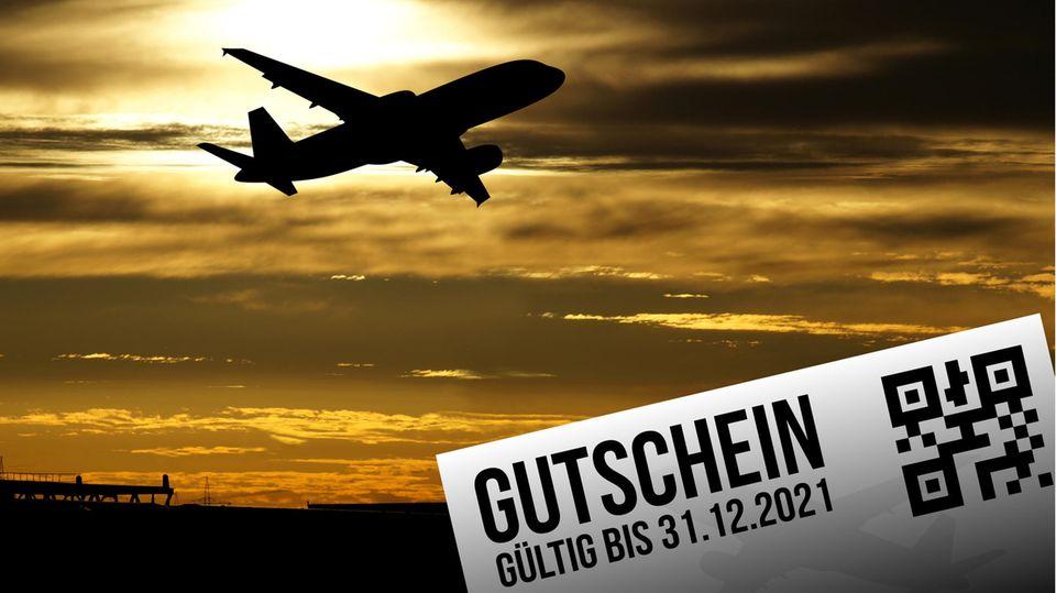 Ausgefallene Reisen und Flüge: Kunden haben Erstattungen statt Gutscheinen bevorzugt