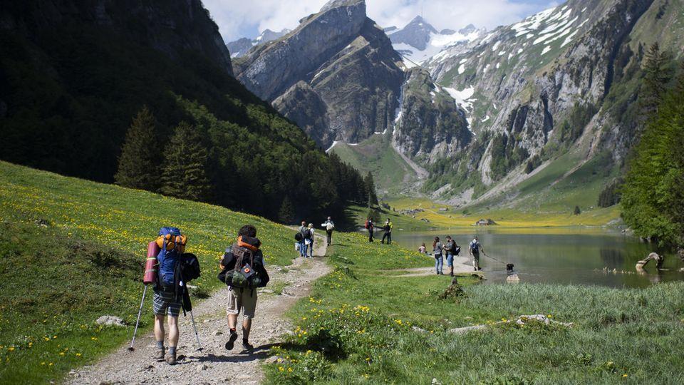 Nachrichten aus Deutschland – Wanderin stürzt in den Alpen