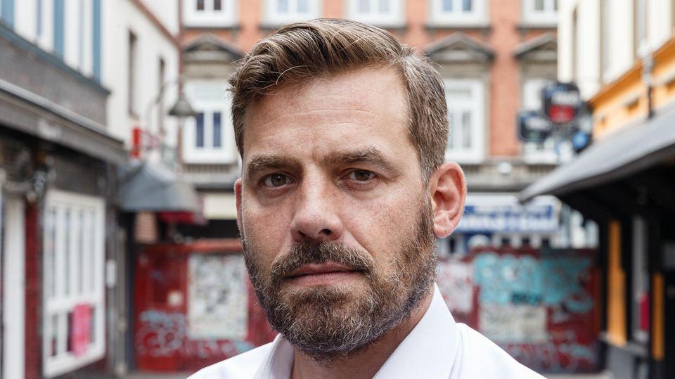 Falko Droßmann (SPD), Leiter des Bezirksamtes Hamburg-Mitte