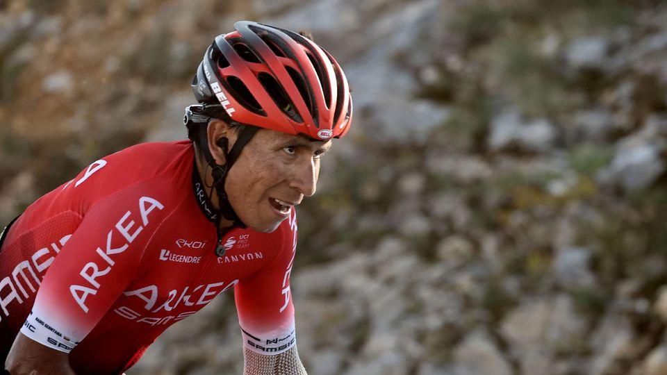 """""""Es wurden keine Doping-Substanzen gefunden"""", behauptet Nairo Quintana"""