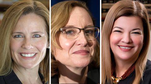 Supreme Court Kandidatinnen