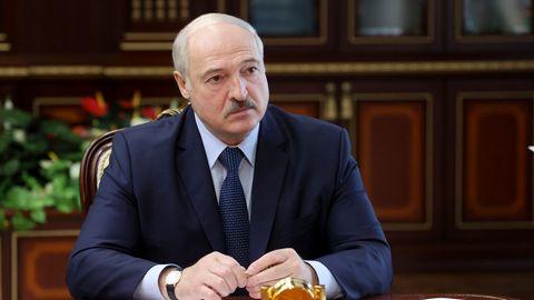 Belarus, Minsk: Alexander Lukaschenko, Präsident von Belarus