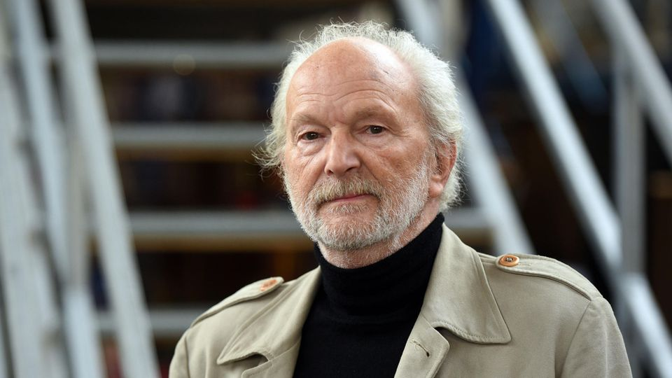 Der Schauspieler und Regisseur Michael Gwisdek ist im Alter von 78 Jahren gestorben