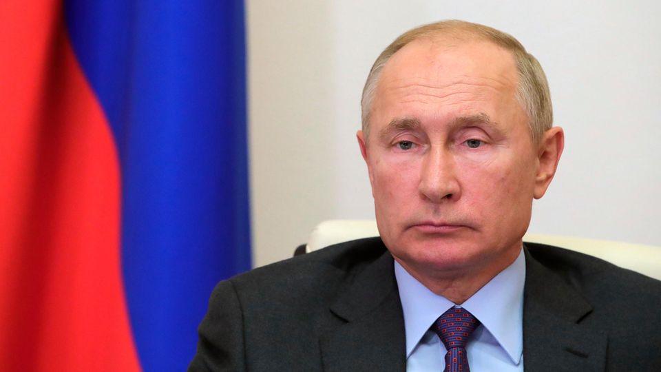 Wladimir Putin, Präsident von Russland