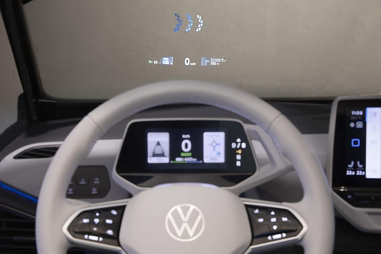 Das Head-up Display beherrscht Augmented Reality