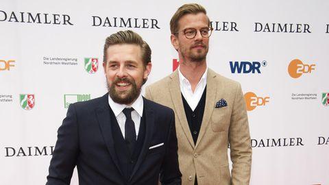 Joko Winterscheidt und Klaas Heufer-Umlauf